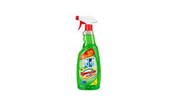 Glass cleaning liquid
